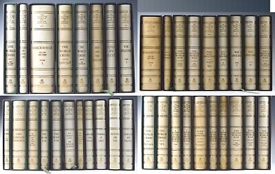 The Collected Works of Sir Winston Churchill - 38 Volumes