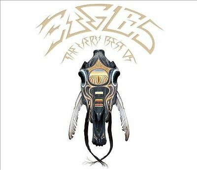 The Very Best Of Eagles (CD Oct-2003, 2 Discs)