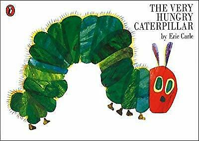 The Very Hungry Caterpillar (Picture Puffin), Carle, Eric, Used; Acceptable Book