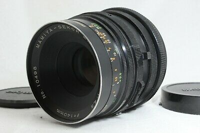 【EXC+++++】 MAMIYA SEKOR C Macro 140mm f/4.5 for RB67 Pro S SD from JAPAN