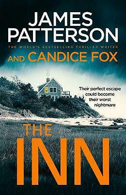 Inn by James Patterson Hardcover Book Free Shipping!