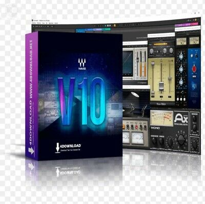 WAVES ABBEY ROAD Studios Plugin Collection RS56 Reel ADT TG12345