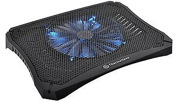 "Thermaltake Massive V20 notebook cooling pad 43.2 cm (17"") Black"