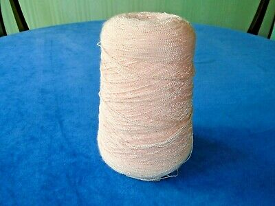 390gm - BONNIES - FRENCH CREPE - PEACH - HAND/MACHINE KNITTING YARN - new