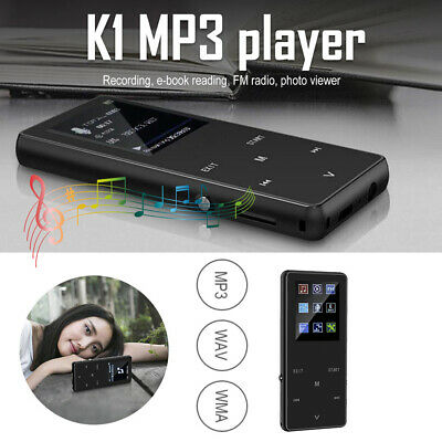 1.8'' Lettore MP3 MP4 Bluetooth Con Touch Screen Altoparlante Esterno 16GB