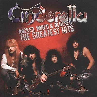 Rocked, Wired & Bluesed: The Greatest Hits Cinderella Audio CD