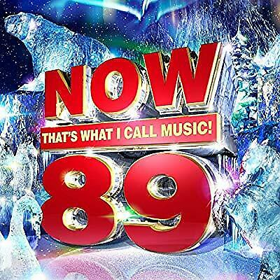 NOW Thats What I Call Music! 89, Various Artists, Used; Good CD