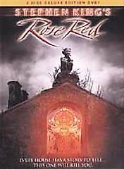 STEPHEN KING'S  Rose Red DvD *  2 Disc Deluxe Edition DVD OOP
