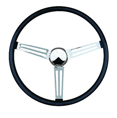 Mooneyes Classic Car Steering Wheel Horn Button Installation Kit GS1000-3