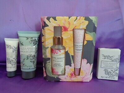 New Laura Ashley Imperial Bloom & Royal Bloom, Hand, Nail, Body, Cuticle Cream