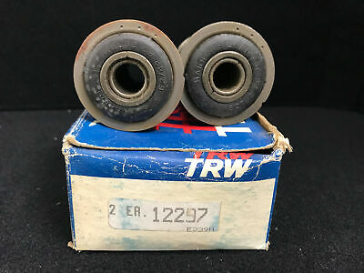 NOS TRW #12297 Front Lower Control Arm Bushings for 1971-1987 GM Vehicles