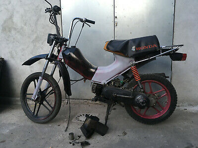 mobylette moto cyclo HONDA PXR 50 pour pieces incomplet