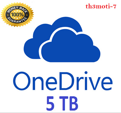 5TB Onedrive  Account - lifetime - (Onedrive 5Тб) - Preset - Instant delivery