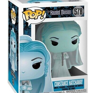 Constance Hatchaway Hot Topic Exclusive Haunted Mansion Funko Pop PRE-ORDER