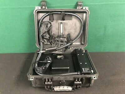 Clean Blast FCL-P1000 Series Portable Fiber Optic Connector Cleaning System
