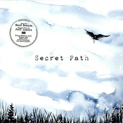 Gord Downie Secret Path Sealed Deluxe LP Box Book Posters DL Tragically Hip