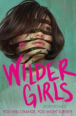 Wilder Girls by Power Rory Paperback Book Free Shipping!