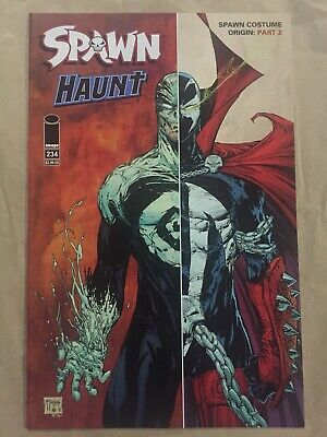 Spawn #234 Todd Mcfarlane  Nm Low Print Run First Print Image Comics Haunt