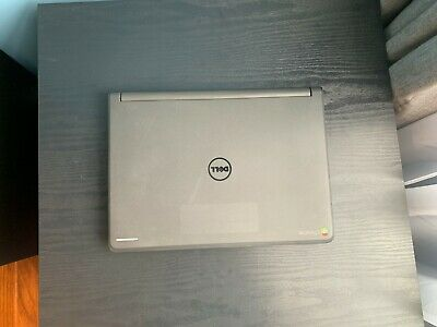 "*READ* Dell Chromebook 11 3120 11.6"" (Intel Celeron 2.16 GHz, 4GB, 16GB SSD)"