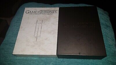 Game Of Thrones Series 1-3.Dvd.