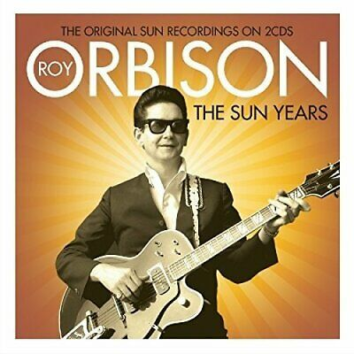 The Sun Years [Double CD] - Roy Orbison CD 1IVG The Fast Free Shipping