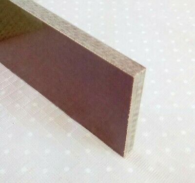 Tufnol Sheet, whale grade 6mm thick X 54mm wide. See description for more detail