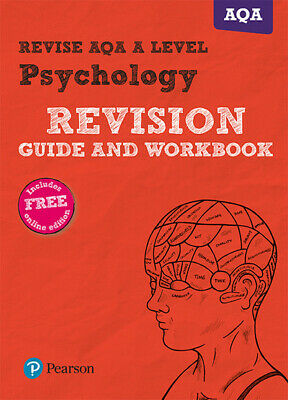 REVISE AS/A level AQA Psychology: Revise AQA A Level Psychology Revision Guide