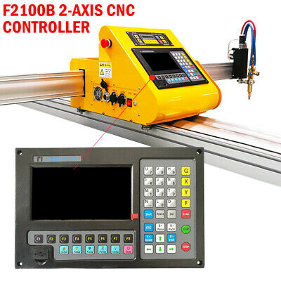 F2100B 2-Axis CNC Controller for CNC Plasma Cutting Machine Laser Flame Cutter K