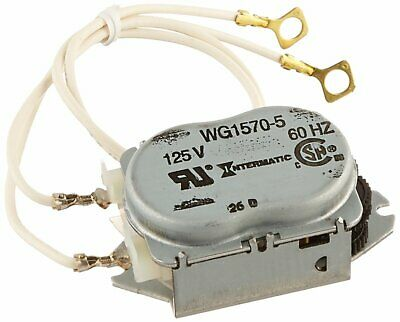 Intermatic WG1570-10D 125V 60-Hertz  Replacement Time Clock Motor for T100,