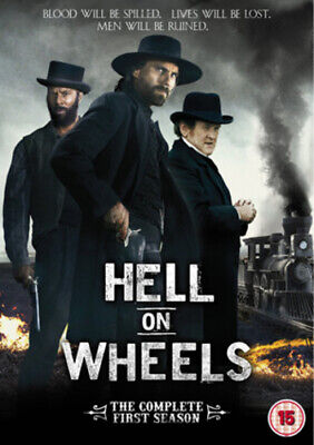 Hell On Wheels: The Complete First Season DVD (2012) Anson Mount cert 15 3