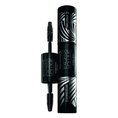 Max Factor Mascara - Excess Volume Extreme Impact Black 20 ml