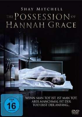 NEU DVD - The Possession of Hannah Grace #G8977320