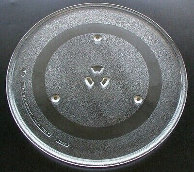 """GE Microwave Glass Turntable Plate / Tray 14 1/8"""" # WB49X10141"""