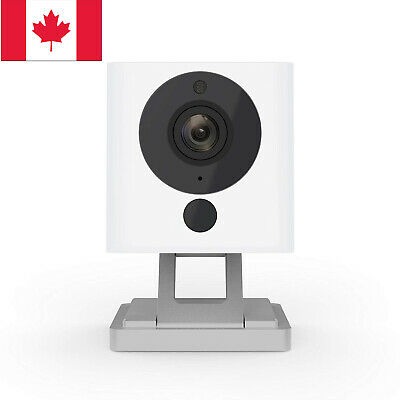 Wyze Cam 1080p HD Indoor Wireless Smart Home Camera with Night Vision,2Way Audio