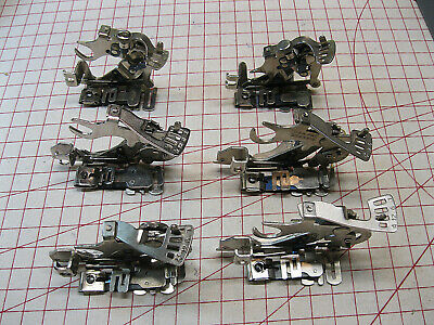 Pick One: SINGER RUFFLER Sewing Machine ATTACHMENT all side loading