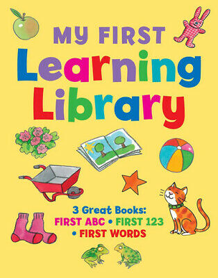 My first learning library (Multiple-item retail product) FREE Shipping, Save £s
