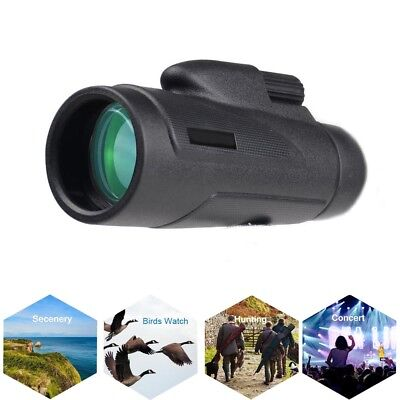 12x50 Monocular Telescopes High Power low Night Vision Spotting Scope Outdoor