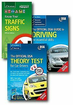 The Official DSA Theory Test for Car Drivers, Highway Code, and Know your Traffi