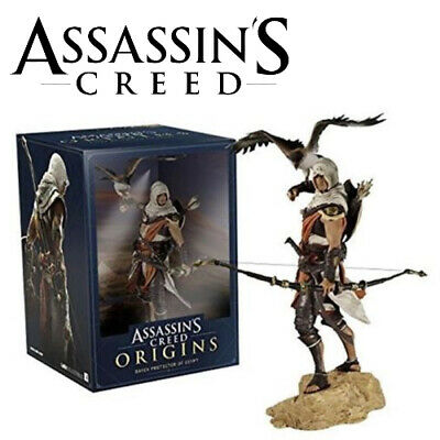 Figure Assassins Creed Bayek De Siwa Figura De Coleccion Game  PVC 25 CM IN Box