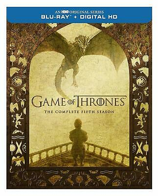 Game of Thrones: The Complete Fifth Season (Blu-ray) 5th GOT