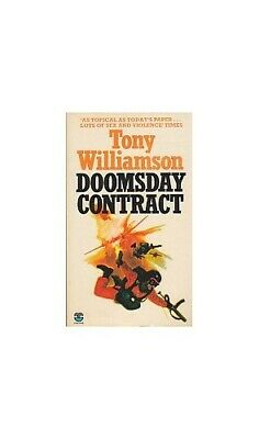 Doomsday Contract by Williamson, Tony Paperback Book The Fast Free Shipping
