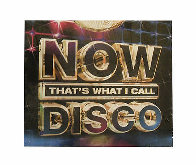 Now! That's What I Call Disco (2013) - Various Artists - New - Free Uk postage