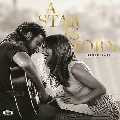 "BOF CD ""A Star Is Born"" Neuf Sous Blister Avec Lady Gaga Bradley Cooper"