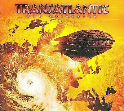 The Whirlwind [Digipak] by Transatlantic (CD, Oct-2009, 2 Discs, Radiant...