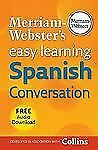 Merriam-Webster's Easy Learning Spanish Conversation (Spanish and English Editi
