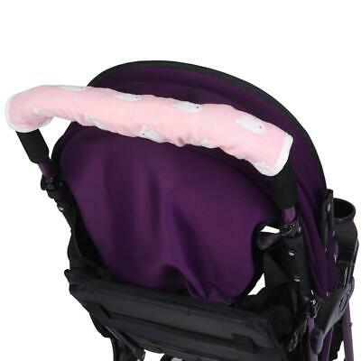 Simple Baby Stroller Armrest Protective Cover Armrest Handle Protector Stroller