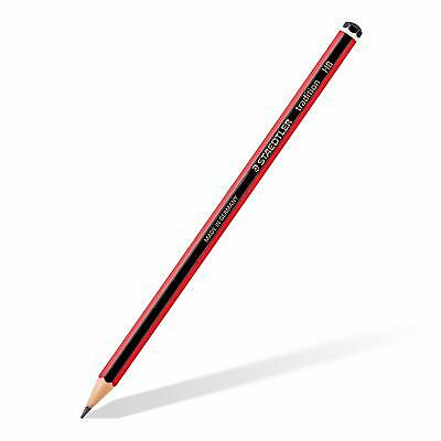 STAEDTLER TRADITION 110HB PENCILS. PACK OF 12 Drawing & Sketching HB point/tip