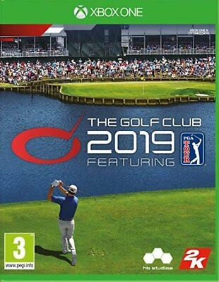 The Golf Club 2019 (Xbox One)  BRAND NEW AND SEALED - IN STOCK - QUICK DISPATCH