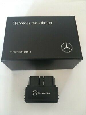 Mercedes me Adapter A2138203202 Nachrüstung Connect Original Mercedes-Benz