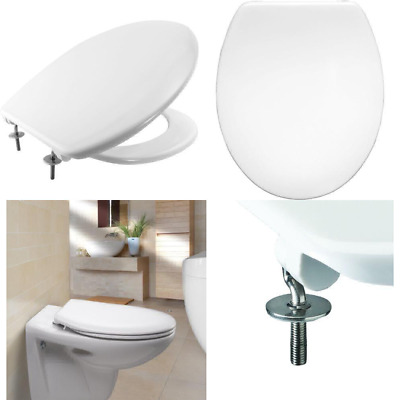 Magnificent Bemis Roma Stay Tight Toilet Seat White 46 93 Picclick Uk Pabps2019 Chair Design Images Pabps2019Com